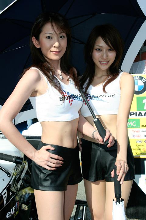 レースクイーンに花束を♯:2006年 鈴鹿8耐
